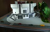 Exhibition model building of the DK Rusakova (photo 17)